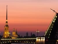 Знакомство с Петербургом