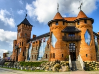 Отель-замок-музей Nesselbeck